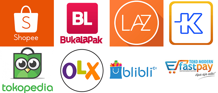 ecommerce di indonesia