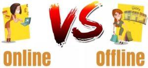 Lebih Untung Mana Belanja Online atau Offline?