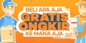 voucher gratis ongkir marketplace
